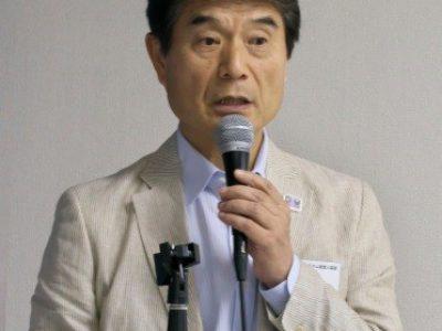 近畿支部30周年記念シンポジウム 報告(浜田 恒彰)