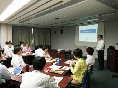 IT-BCP体験セミナー 開催結果報告(報告者:荒町 弘)