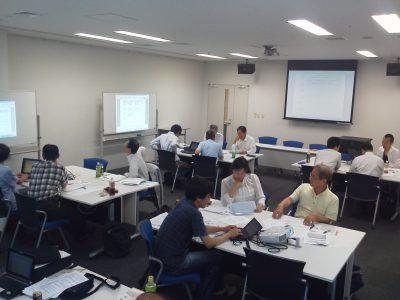 近畿支部主催 システム監査体験セミナー(入門編)開催結果について